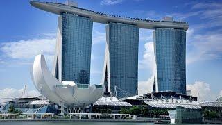 MegaStructures - Marina Bay Sands Casino, Singapore (National Geographic Documentary)