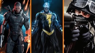 Bioware New IP WHEN? + Man of Steel vs Black Adam + SWATTER for Prison - The Know