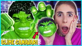 Slime Canavarı Süper Kahraman Dila Eğlenceli Çocuk Videosu Dila Kent