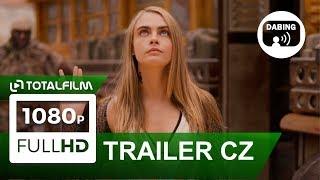 Valerián a město tisíce planet (2017) CZ dabing HD trailer