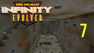 Minecraft FTB Infinity Evolved Ep: 7 - Turtle In A Computer Shell! [1080p60fps]