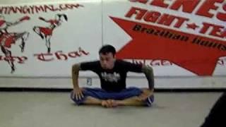 Eddie Bravo on: Flexibility and Work Ethic