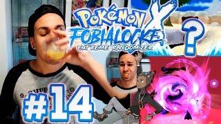 EL CASTIGO, LA CAPTURA LEGENDARIA Y EL MEGA GYM - Pokémon X Fobialocke #14