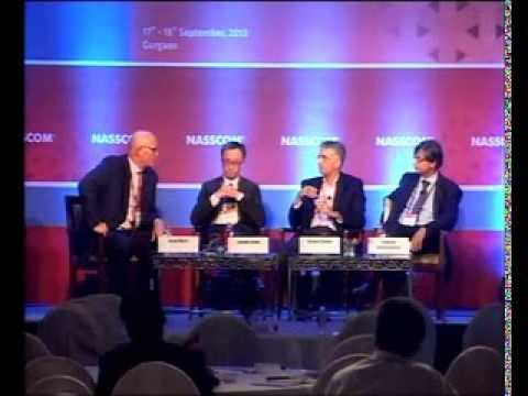NASSCOM BPM Summit 2013 - Session 3: Customer Speak: Swifter, Higher & Stronger
