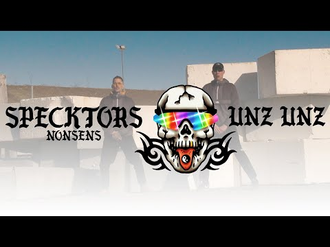Specktors x Nonsens - Unz Unz (Officiel musikvideo)