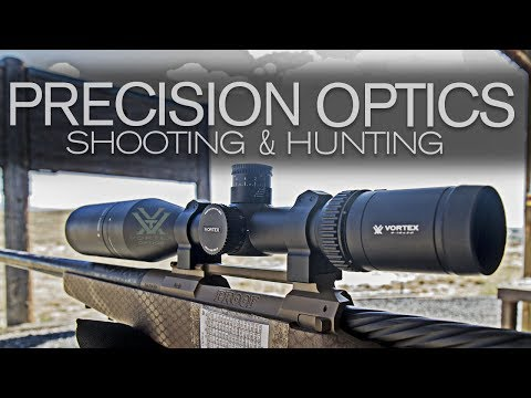 Optics Review: A Rifle Scope for Hunting and Precision Shooting