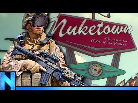 VR Call of Duty Nuke Town - PAVLOV
