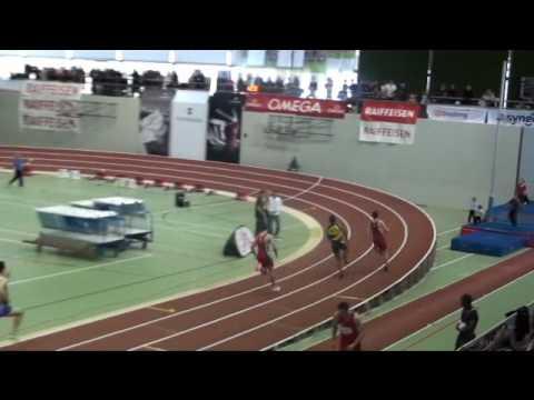 Finale 200m Homme CS Indoor