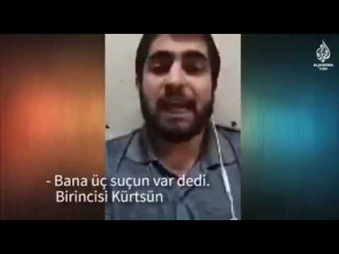 İranın Astığı Sünni Kürtler  (İran...