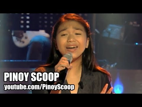 Arianna Ocampo Sings Ariana Grande's 'Tattooed Heart' And Turned All 3 Chairs In 'The Voice Kids'
