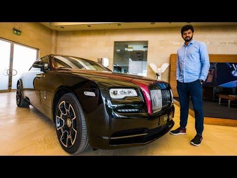 I Went To Rolls-Royce!