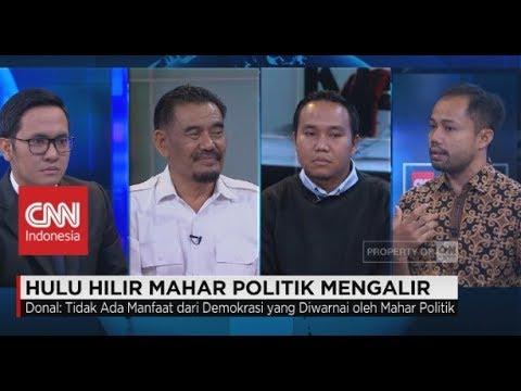Tudingan Mahar Politik, Kemarin Gerindra & Hanura, Sekarang PKS ?