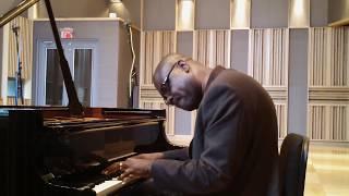 Jetro da Silva on Piano at WGBH Boston