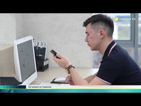 The World of Startups №7 (eng). BIM-Technologies in Kazakhst