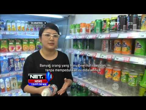 Supermarket Unik di Shanghai Cina - NET12