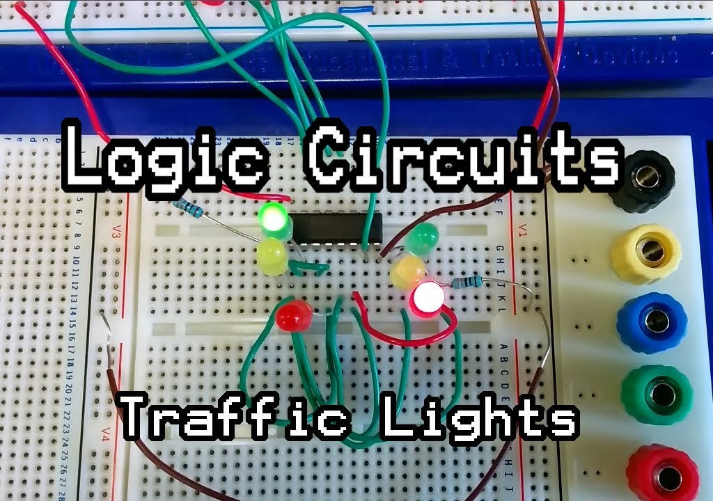 Logic Circuits And Traffic Lights