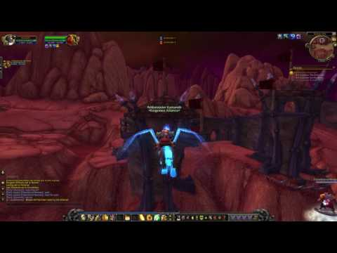 WoW quest #3376 Hellfire Fortifications