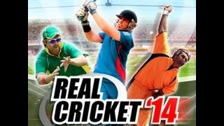 Real Cricket 2014: Best Cricket Game for Mobile and iOS 8