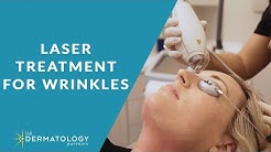 Laser Treatment for Wrinkles Removal
