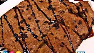 Shelly's Banana Coconut Chocolate Chip Cake
