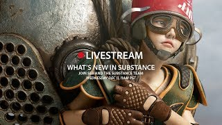 What's New in Substance