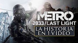 METRO 2033 y LAST LIGHT: La Historia en 1 Video