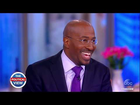 Van Jones Talks National Anthem Protest, Why Democrats May Not Win In 2020 | The View