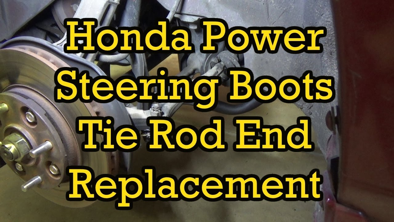 Honda Accord Power Steering Boot And Tie Rod End Replacement 1997. Honda Accord Power Steering Boot And Tie Rod End Replacement 1997 19941997 Similar. Honda. 2007 Honda Accord Tie Rod Diagram At Scoala.co