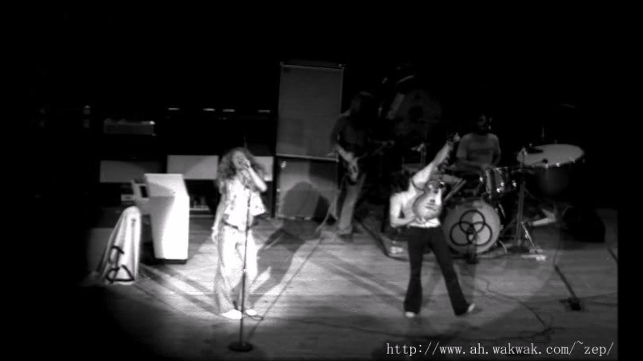 led zeppelin live in osaka japan october 9th 1972 youtube. Black Bedroom Furniture Sets. Home Design Ideas