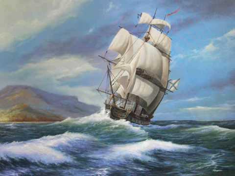Картины парусных кораблей