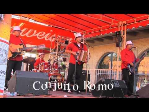 Conjunto Romo Video 2 Conjunto Shootout San Antonio TX 2012