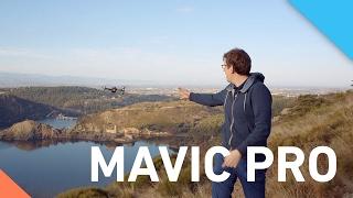 TEST DU DJI MAVIC PRO, LE MEILLEUR DRONE DU MARCHÉ