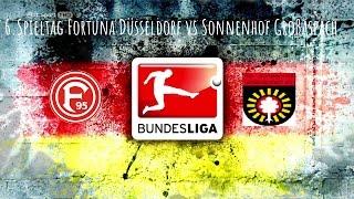 18.3.17 Fortuna Düsseldorf vs Sonnenhof Großaspach