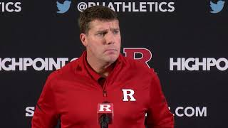 RVision: 2018 Game Week Press Conference - Michigan State
