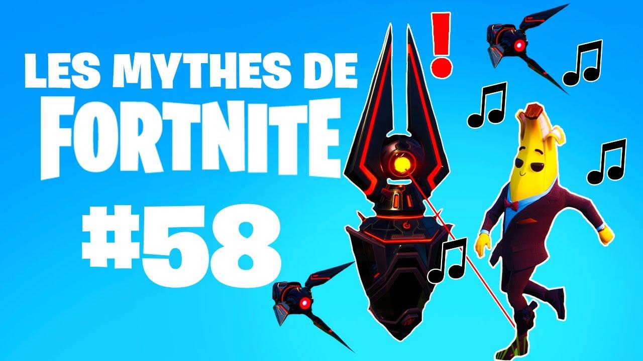 DANSER AVEC LES DRONES DE GALACTUS ?   Mythes de Fortnite #58 feat. Ionix