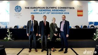 Minsk 2019 at the 47th EOC General Assembly