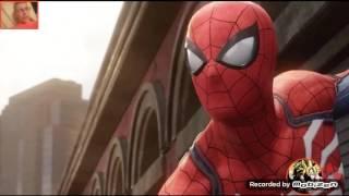 Spider-Man PS4 trailer reaction