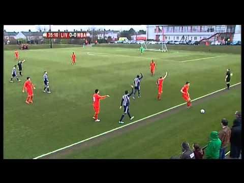 Liverpool FC U21 - West Bromwich Albion U21