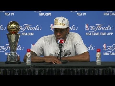 2014 NBA finals game 5 full post game press conference