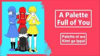 【UTAUカバー】A Palette full of You【Namine Ritsu】WIP (practice ust)