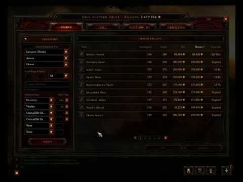 Diablo III - Whats Worth Selling? The Guide!
