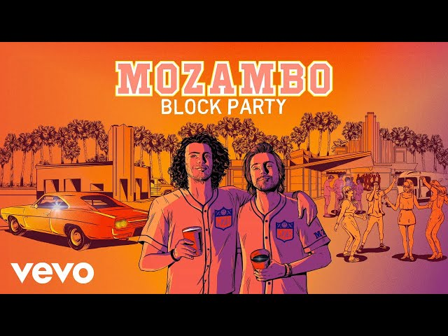 Mozambo - Block Party (Audio) ft. Leon Chame