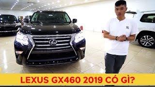 Đây là chiếc Lexus GX460 2019 giá hơn 6 tỷ đồng vừa về Việt Nam