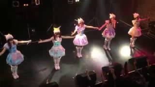 3月9日/渋谷O-WEST/MARQEE祭vol.2/わーすた/3rdシングル( just be you...