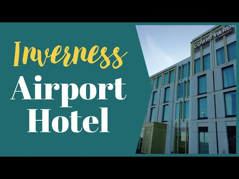 Inverness Airport Hotel Review - Courtyard by Marriott, Inverness Airport