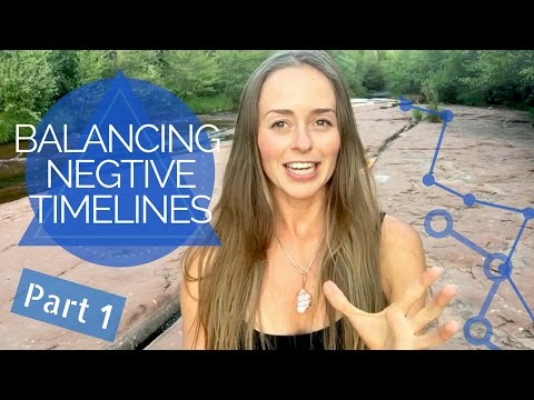 BALANCING TIMLEINES | NEGATIVITY, APOCALYPTIC DREAMS, DRACO BEINGS & ATLANTIS