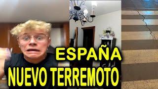 NUEVO SISMO EN GRANADA ESPAÑA HOY 26 DE ENERO 2021, temblor en España hoy,   terremoto hoy