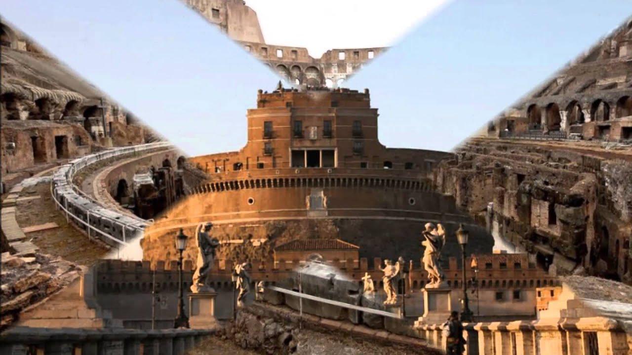 Roma capital de italia youtube for Be italia