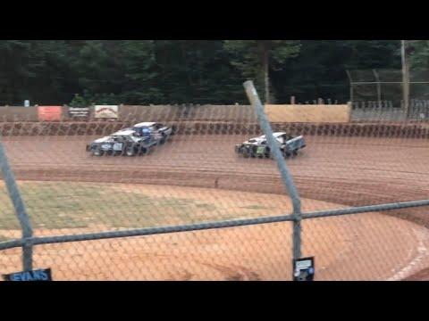 7/27/19 Renegade/Stock 8/Crate Sportsman Harris Speedway