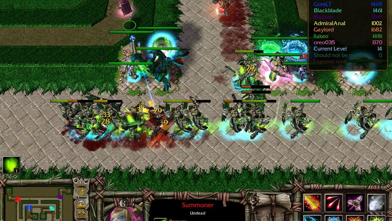 Warcraft 3: Green TD v16 7
